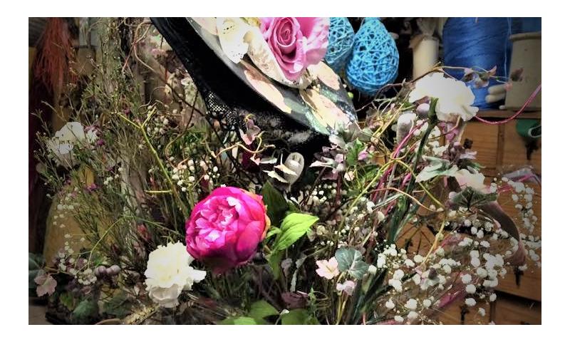 Audrey Hepburns Vintage Hatbox